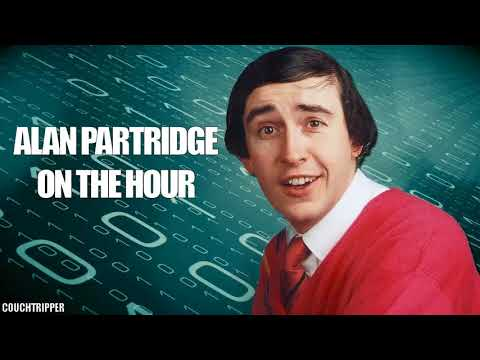 Alan Partridge  - On The Hour compilation