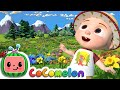 I Love The Mountains | CoComelon Nursery Rhymes & Kids Songs