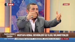 AHMET ANAPALI - SAKLANAN TARİH - MUSTAFA KEMAL VE DEVRİMLERİ - 3. BÖLÜM