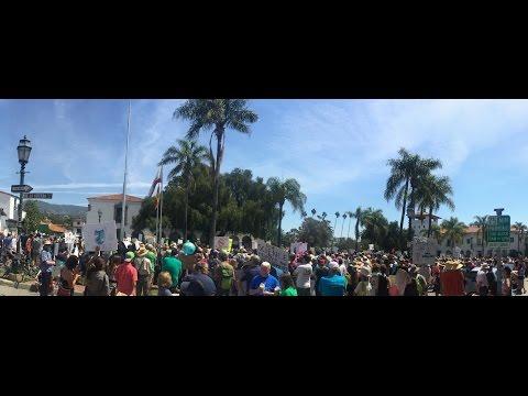 March For Science - Santa Barbara