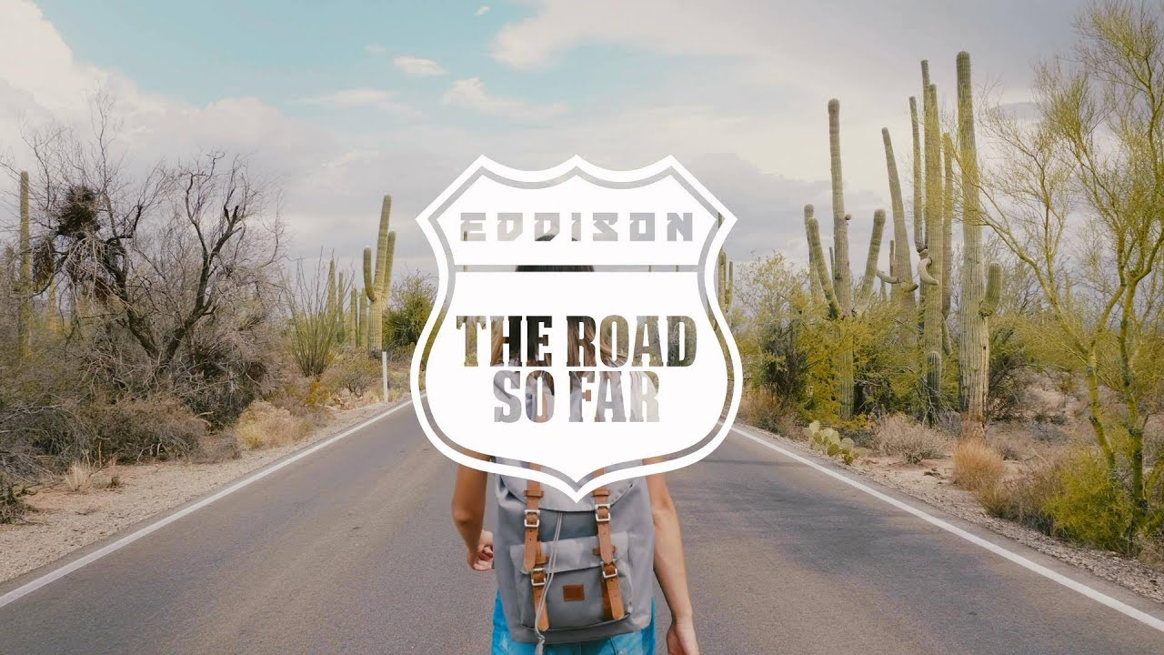 EDDISON - The Road So Far I Official Music Video