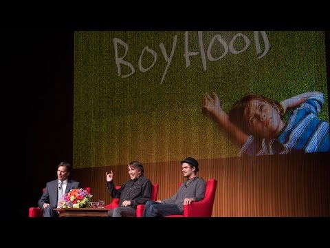 An Evening with Richard Linklater and Ellar Coltrane