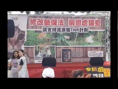 The social movement about animal protection in Taiwan(share pls)