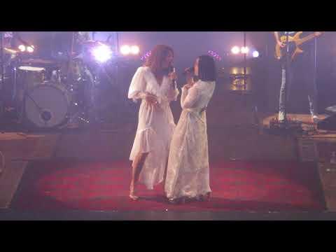 Brigitte Live à L'Olympia 24 Mai 2018 A Bouche Que Veux-tu