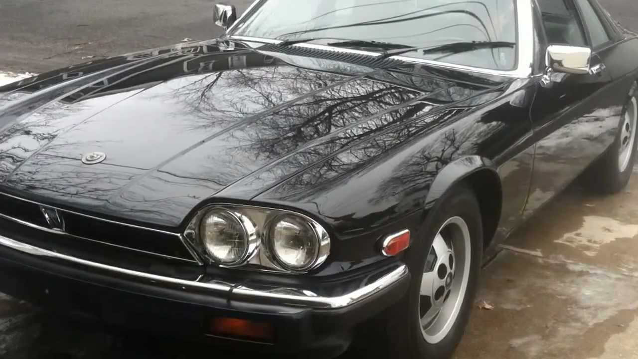 Jaguar XJS For Sale  1985  YouTube