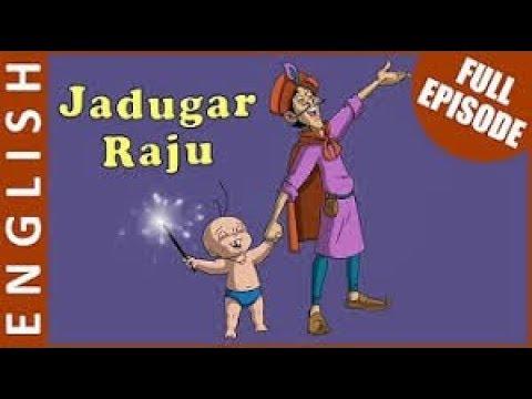 Jadugar Raju - Chhota Bheem in English