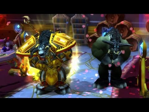 World of Warcraft Harlem Shake