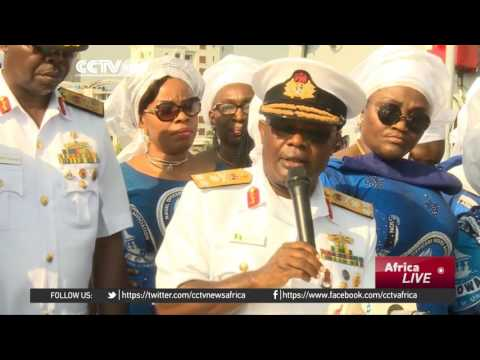 Nigerian Navy Acquires An Offshore Patrol Vessel From China