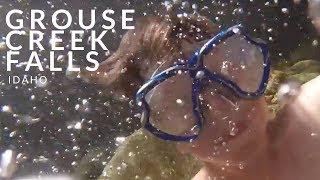 Grouse Creek Falls, Idaho with Thom Shepherd & Coley McCabe