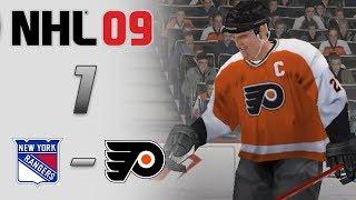 прохождение игры / NHL 09