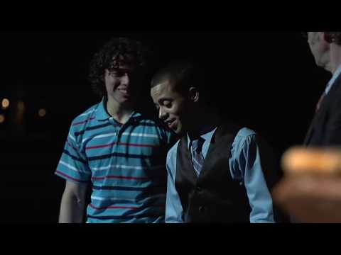 Anthony Ramos & the REAL Justin Laboy | JUSTIN DOES THE NAOMI DANCE! | 21 Chump Street bows