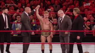 Jim Cornette Reviews the WWE UK Tournament Main Event