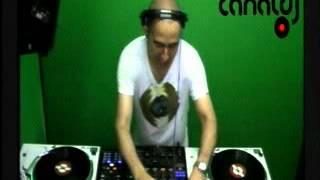 DJ Bunnys, Ban Schiavon ( Techno ) Virada 2011/2012 No Canal DJ
