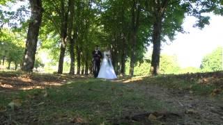 Свадьбы в Ставрополе. Ведущая Оксана Дюмина.Свадебный клип - Евгений и Марина.