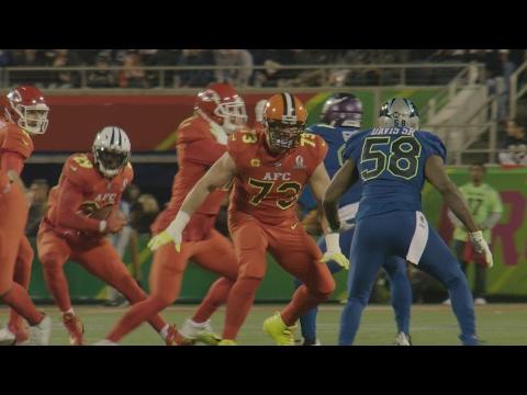 Pro Bowl 2017: Joe Thomas Mic