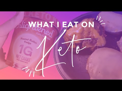what-i-eat-on-the-keto-diet-|-simple-meals