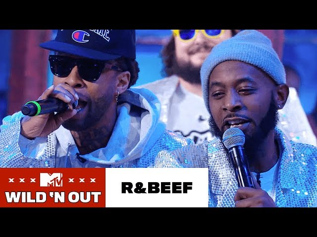 Ty Dolla $ign Needs Nude Pics | Wild 'N Out | #RnBeef