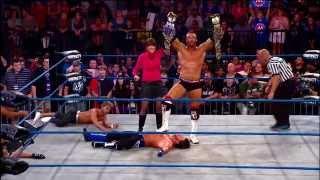 World Title Unification Match: AJ Styles vs. Magnus (January 9, 2014)