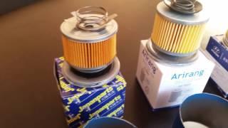 Обзор масляных фильтров