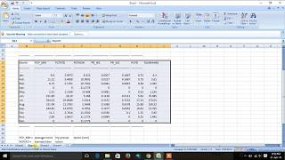 How to Prepare Weather Generator (WGN) Data for SWAT Rainfall-Runoff Modelling: Part 2