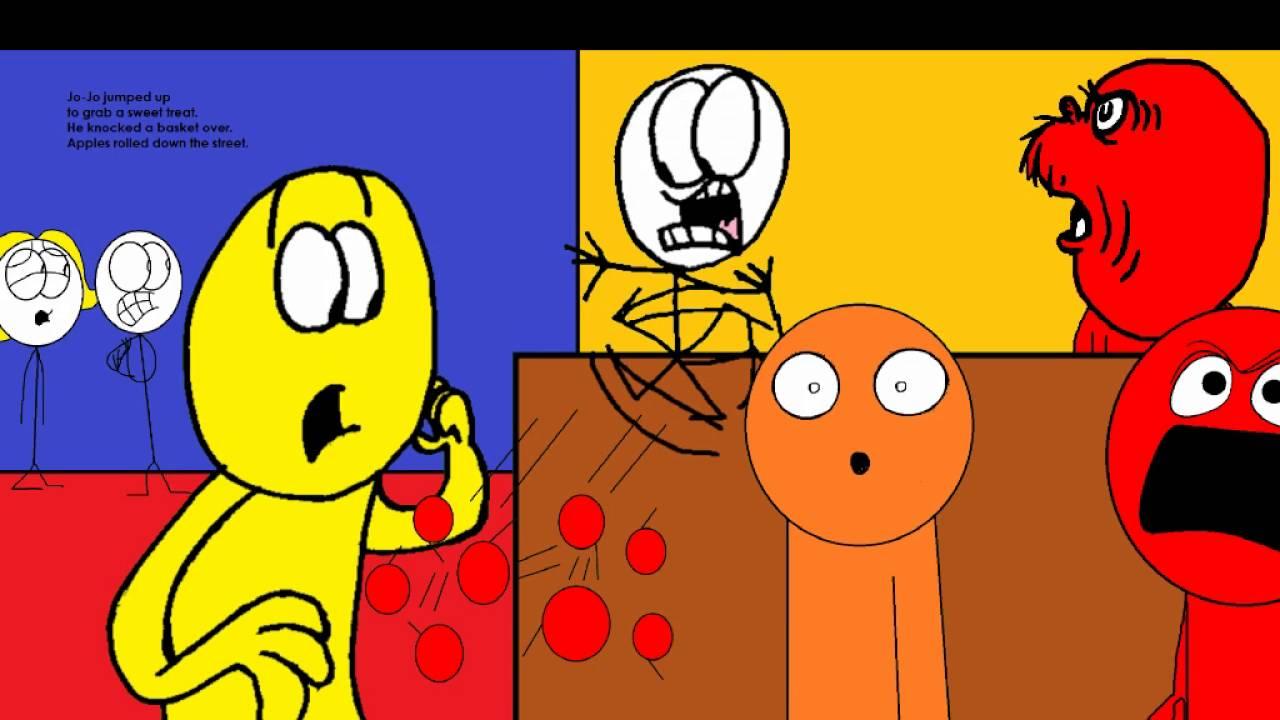 Cartoon Fight Sound Effect