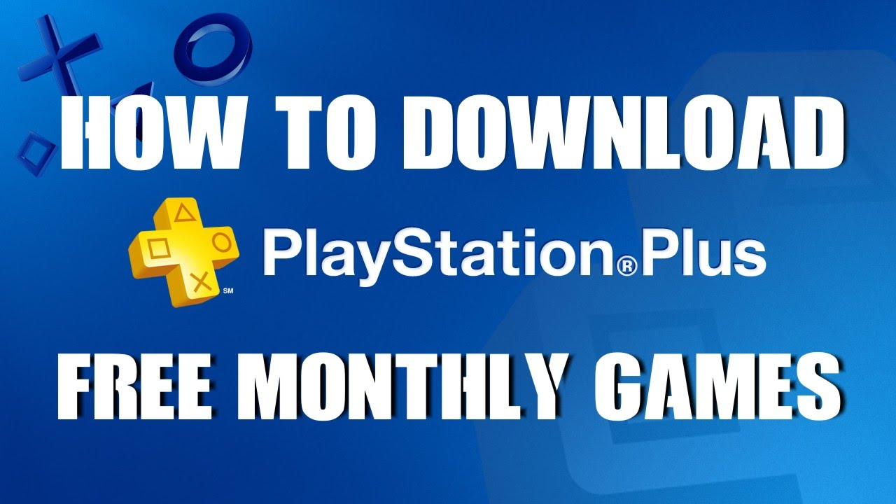 How To Download Free Ps Plus Games Find Them On Ps4 Psn Store 2016 2017 Youtube