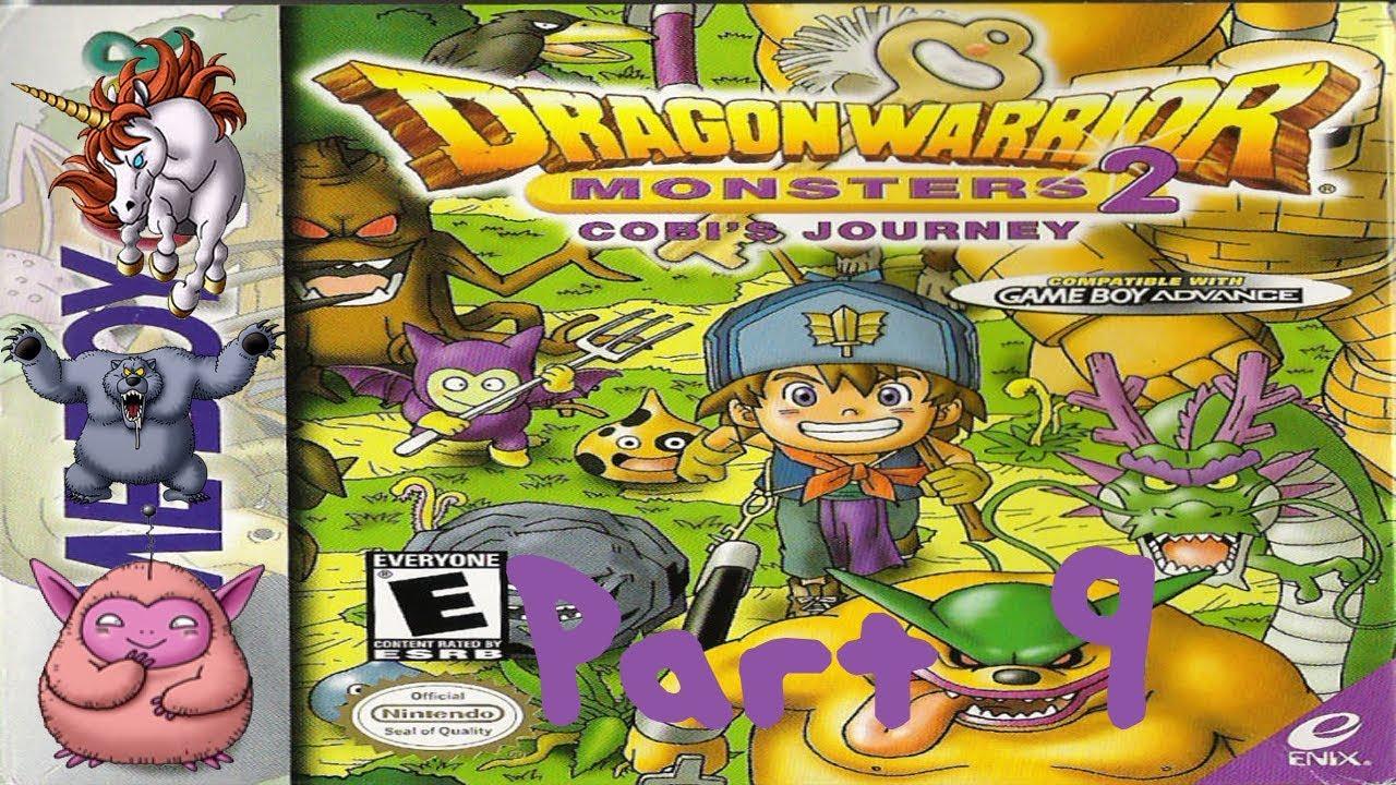 dragon warrior monster breeding