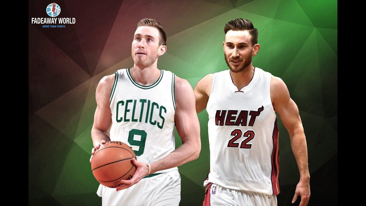 c3c6c962c Gordon Hayward meets with Miami Heat first on Saturday. - YouTube
