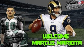 Eagles Trade Foles to Rams for Bradford | Welcome Marcus Mariota to PHILLY