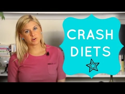 Best Crash Diets - Safe & Healthy!