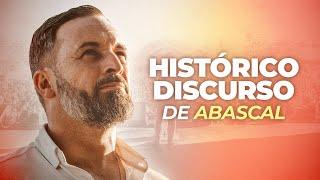 Histórico discurso de Santiago Abascal en #VIVA21