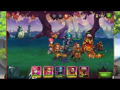 Gameplay PC: Hero Wars (Chapter 6: Chaos Realm) Part 1