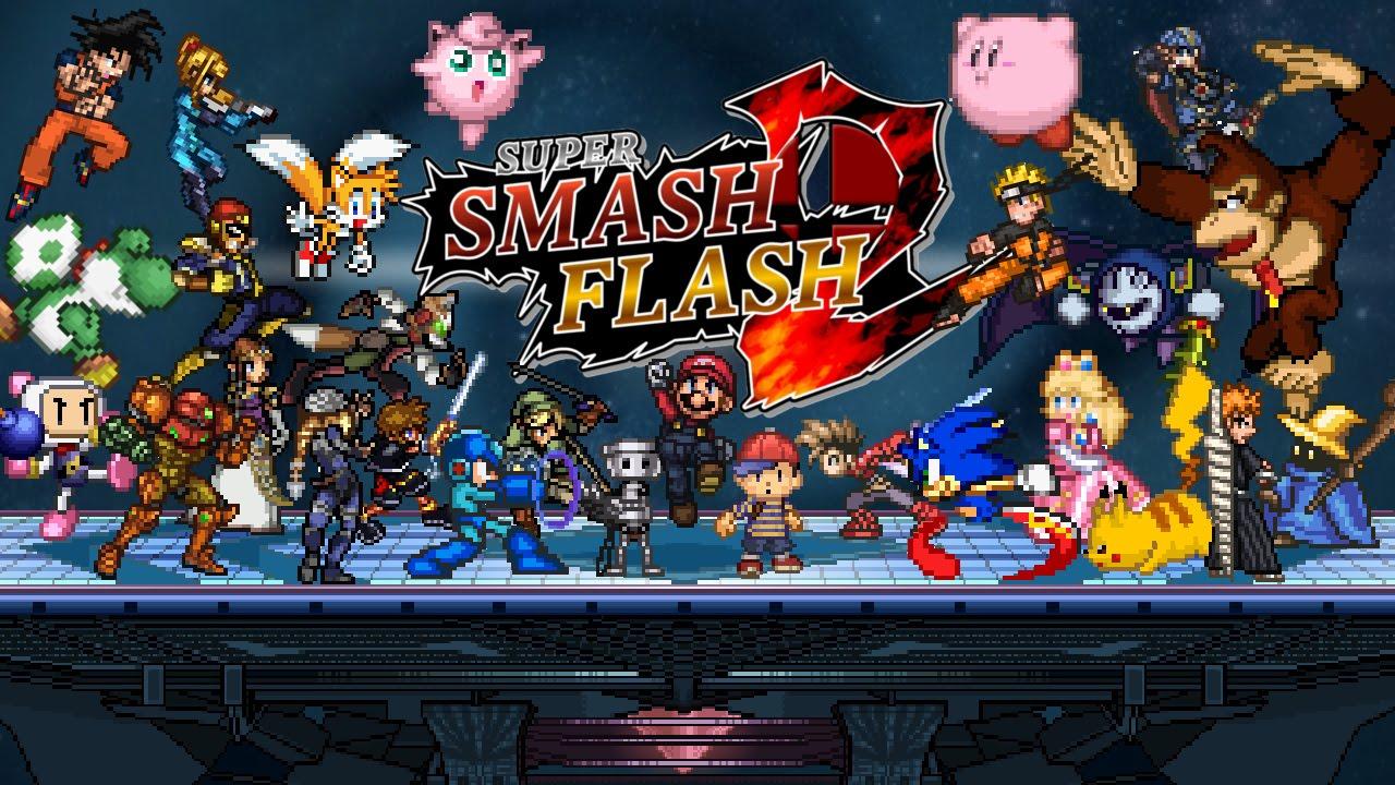Supper Smash Flash