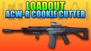 Battlefield 4 - Loadout: Acw-r Fast Fire Fast Reload