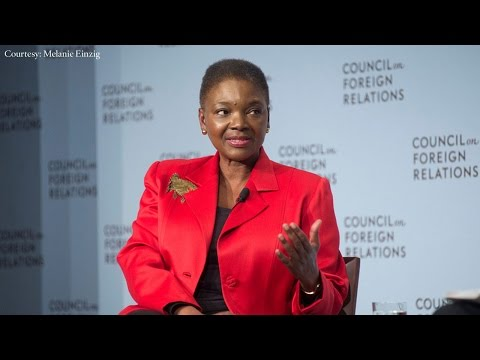 United Nations' Valerie Amos on Accountability and Intervention in Humanitarian Work