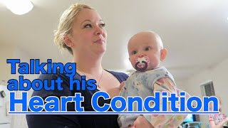 TALKING ABOUT HIS HEART CONDITION | DOING IT FOR MY KIDS