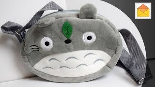 Totoro Small Bag Ghibli V03 In Hand Review