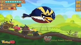 Angry Birds Go Race Racing Game All Lvls 1-25 | Venus Kawaii Games