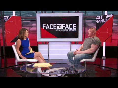 ESPN Face To Face - Brock Lesnar - 3/28/2016 (PART 2)