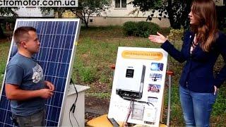 Как подключить солнечную батарею к аккумулятору(, 2015-09-15T05:52:03.000Z)