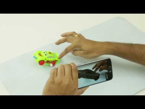 3D Object Tracking for Augmented Reality | Srushti Labs