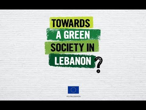 Towards a Green Society in Lebanon?