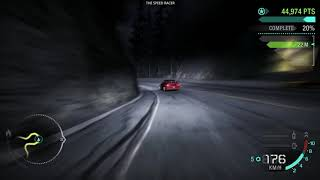 NFS Carbon - Dirty Driving - Canyon Duel - Journeyman