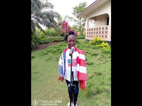 WATCH: 9-Year-Old Liberian Girl's Song About Preventing Coronavirus Goes Viral