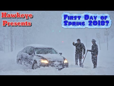 First Day of Spring 2018?