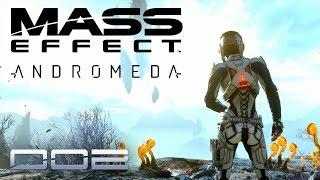 MASS EFFECT ANDROMEDA [002] [Abgestürzt auf fremden Planeten] [Livestream] [Deutsch German] thumbnail