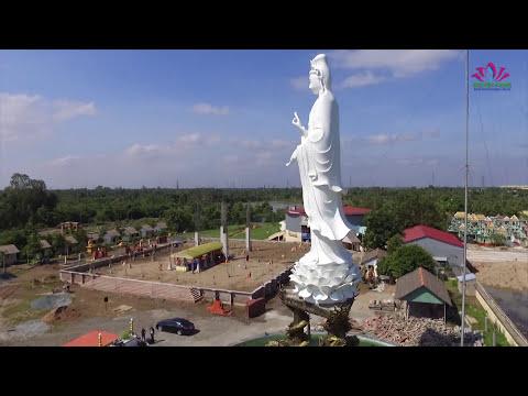 Khóa Lễ Ngũ Bách Danh Quán Thế Âm 500 Lạy - Chùa Phật Ngọc Xá Lợi  (Tân Ngãi - Tp Vĩnh Long)