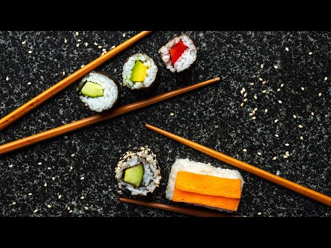 ???? Veganes Sushi selber machen