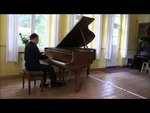"Igor Ostrovsky plays Fantasy on the song ""The Man I Love"" by Gershwin"
