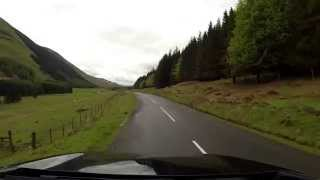A708 Selkirk to Moffat